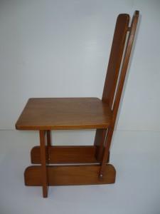 Kinderstoeltje Piet Zwart
